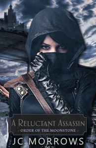 JC Morrows - A Reluctant Assassin Cover
