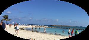 Beach-Cococay