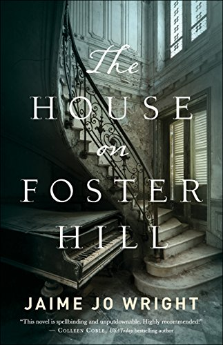 Reader Friday House On Foster Hill Patricia Bradley