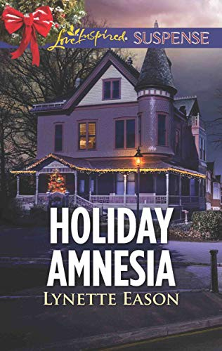Reader Friday ~ Holiday Amnesia by Lynette Eason | Patricia